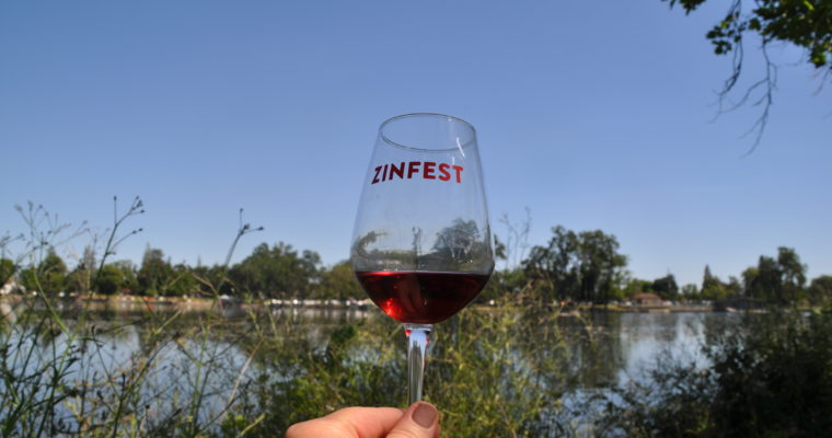 Tasting Tour, Festival, and Private Dinner: ZinFest Part Two