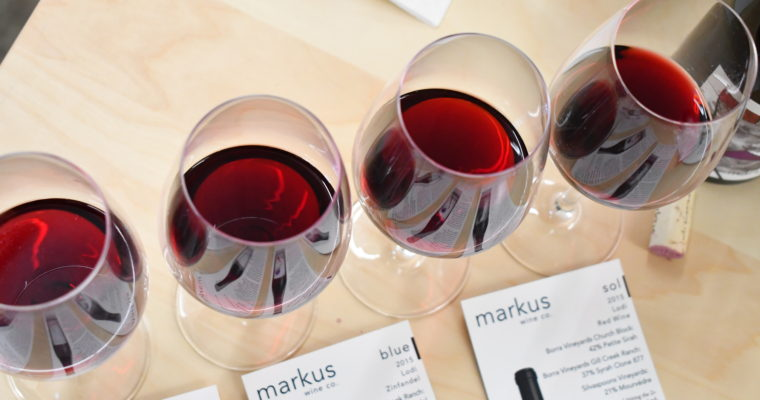 Markus Wine Co. Makes his Mark on Lodi Wine's Legacy